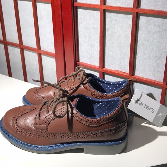 carters oxford shoes